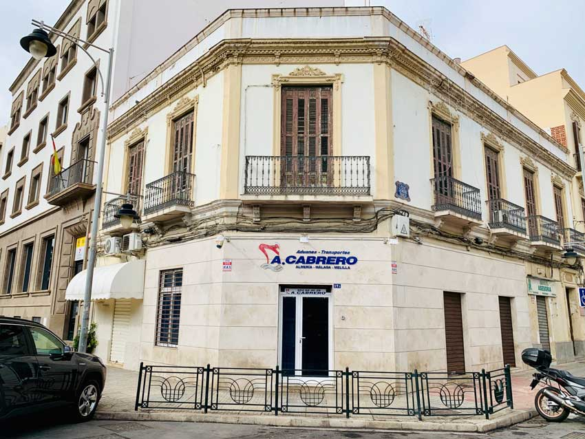 Oficina Central Melilla