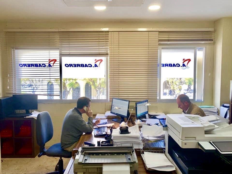 Oficina logística de Málaga